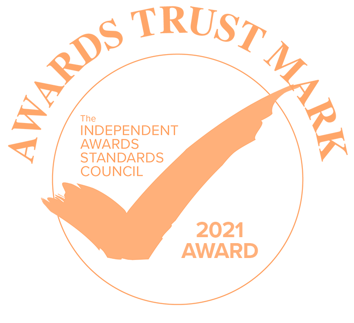 awards trust mark accreditation