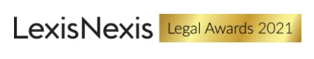 lexisnexis legal awards